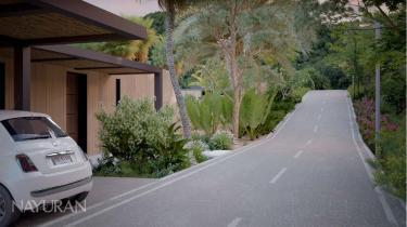 Nachbarschaft/Straße