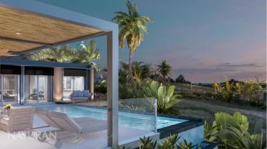 your dream house with pool and garden